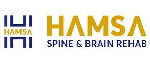 Hamsa Rehab Logo